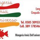 MANGERIA AMICI DELL'UNIVERSO