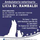 AMBULATORIO VETERINARIO LICIA DR. RAMBALDI