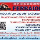 COOP. SOCCORSO STRADALE FERRAIOLI