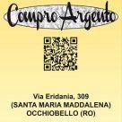 COMPRO ORO - ARGENTO