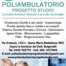 POLIAMBULATORIO PROGETTO STUDIO