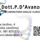 DOTT. P. D'AVANZO