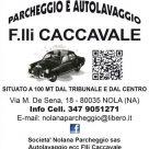 PARCHEGGIO E AUTOLAVAGGIO F.LLI CACCAVALE