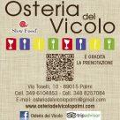 OSTERIA DEL VICOLO