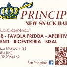 PRINCIPE NEW SNACK BAR