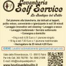 LAVANDERIA SELF SERVICE LA BOUTIQUE DEL PULITO