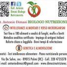 DOTT. ANTONIO DIMASI - BIOLOGO NUTRIZIONISTA
