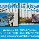 CARPENTERIA ROMEO
