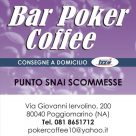 BAR POKER COFFEE
