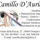 CAMILLO D'AURIA