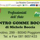 CENTRO GOMME BOCCIA di Michele Boccia