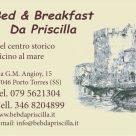 BED & BREAKFAST DA PRISCILLA