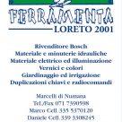 FERRAMENTA LORETO 2001