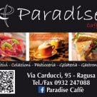 PARADISE CAFFÈ