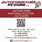 AUTOFORNITURE REGGINE