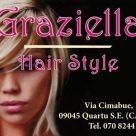 GRAZIELLA HAIR STYLE