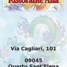 RISTORANTE ASIA