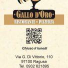 GALLO D'ORO