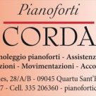 PIANOFORTI CORDA