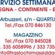 AGENZIA TRASLOCHI TRASPORTI MASSIDDA CLEMENTE