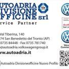 AUTOADRIA DIVISIONE OFFICINE