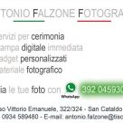 ANTONIO FALZONE FOTOGRAFO