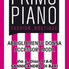 PRIMO PIANO FASHION BOUTIQUE