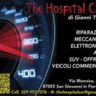 THE HOSPITAL CAR