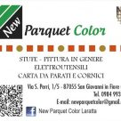 NEW PARQUET COLOR