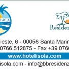 HOTEL L'ISOLA - RESIDENZA ISOLA