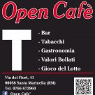 OPEN CAFE'