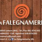 LA FALEGNAMERIA
