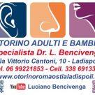 OTORINO ADULTI E BAMBINI DR. L. BENCIVENGA