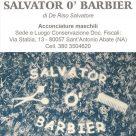 SALVATOR O' BARBIER