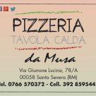 PIZZERIA TAVOLA CALDA DA MUSA
