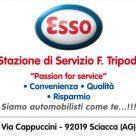 STAZIONE DI SERVIZIO ESSO F. TRIPODI