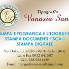 TIPOGRAFIA VANASIA SANTO