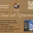 HOTEL RISTORANTE CASA DEL GOURMET