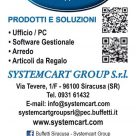 BUFFETTI - SYSTEMCART GROUP