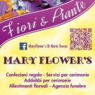 MARY FLOWER'S