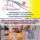 J & L I PARRUCCHIERI