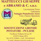 MATTEUCCI GIUSEPPE E ABRAMO & C.