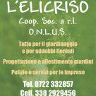 L'ELICRISO COOP. SOC.