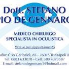 DOTT. STEFANO PIO DE GENNARO
