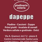 PIADINERIA-OSTERIA DAPEPPE
