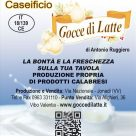 GOCCE DI LATTE