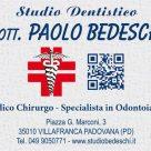 STUDIO DENTISTICO DOTT. PAOLO BEDESCHI