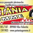 PATANIA GOMME