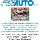 FINAUTO s.r.l. consulenza pratiche automobilistiche