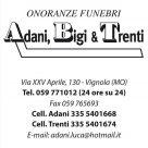 ADANI, BIGI & TRENTI onoranze funebri